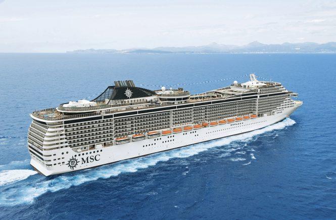 Die MSC Splendida nimmt als nächstes Schiff wieder ihren Betrieb auf