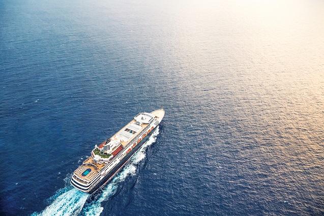 Erste Reise mit VASCO DA GAMA von nicko cruises am 13. Juli