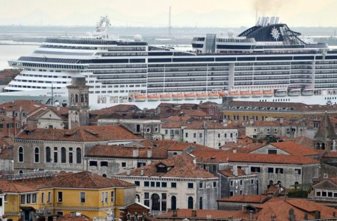Kommt Venedig auf die Rote Liste der Unesco?