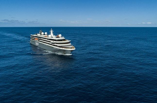 Erstanlauf für das Expeditionsschiff WORLD VOYAGER von nicko cruises in Deutschland