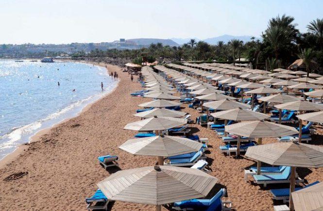 Touristen kehren nach Ägypten zurück