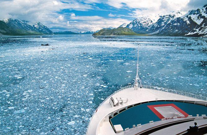 Princess Cruises schickt 2023 sechs Schiffe nach Alaska