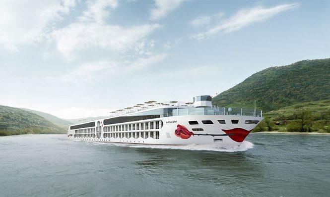 Rhein-Neubau wird A-ROSA SENA heißen