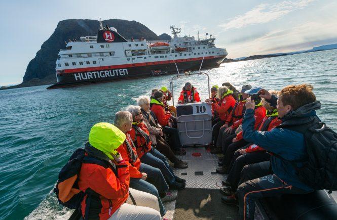 Hurtigruten Expeditions stellt Expeditions-Seereisen nach Bissagos und Kapverden vor