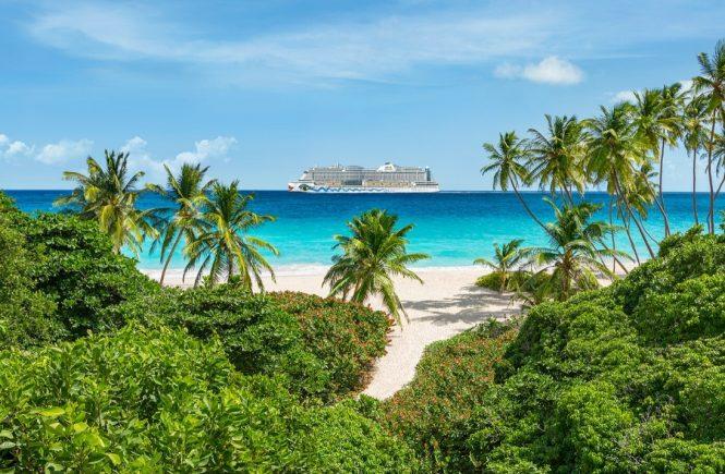 Die Winterrouten 2021/2022 von AIDA Cruises