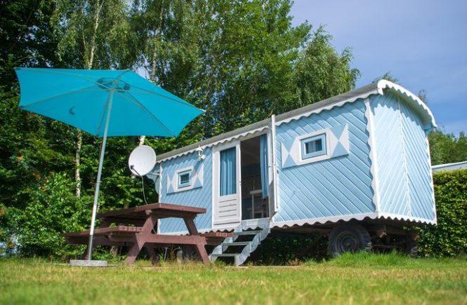 Camperbee-Portal bietet Mietobjekte auf Campingplätzen