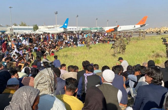 Lufthansa fliegt Afghanistan-Flüchtlinge nach Frankfurt