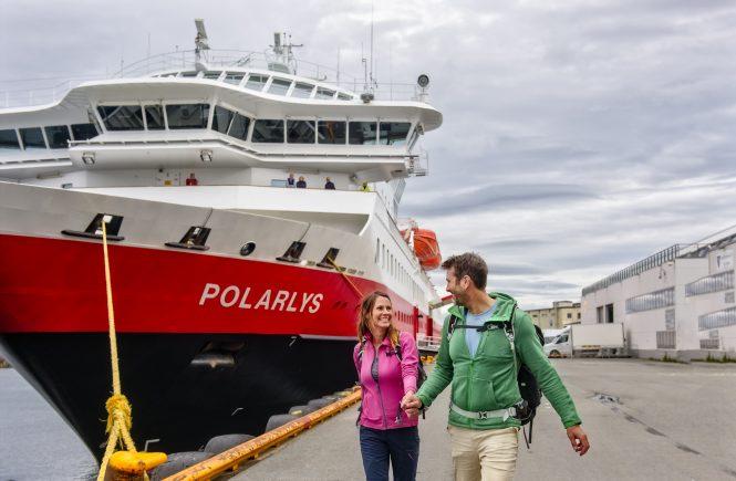 Hurtigruten führt neue Buchungsoption für noch mehr Flexibilität ein