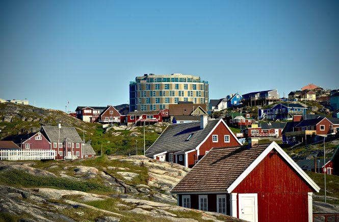 Erstes Best Western Hotel in Grönland eröffnet