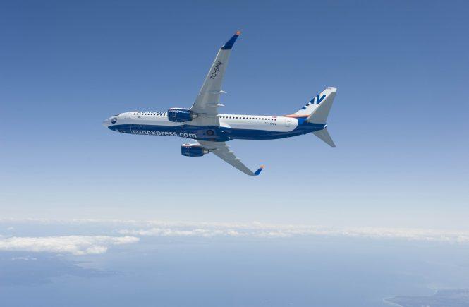 SunExpress startet mit starkem Flugplan in den Winter