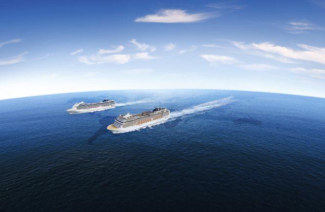 MSC Cruises bietet 2023 mit einem zusätzlichen Schiff eine weitere World Cruise an
