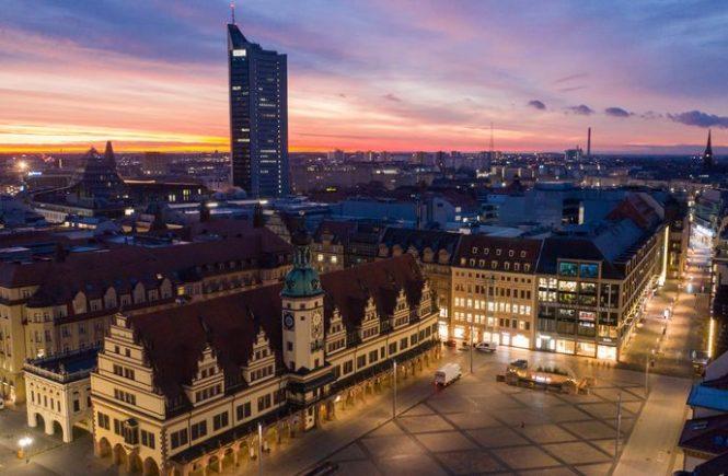 Leipzig zum Top-Ziel in Deutschland gekürt